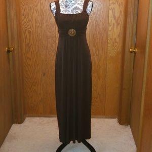 [En Focus] empire waist evening gown